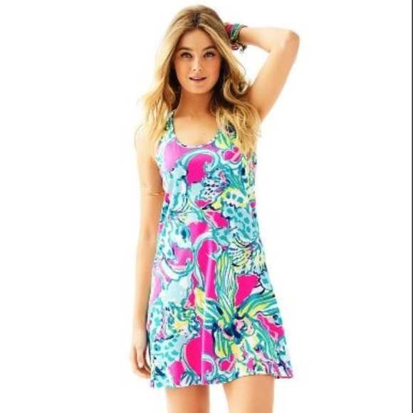 05e3bf8039a049 Lilly Pulitzer Dresses & Skirts - Lilly Pulitzer Melle Magenta Hottie